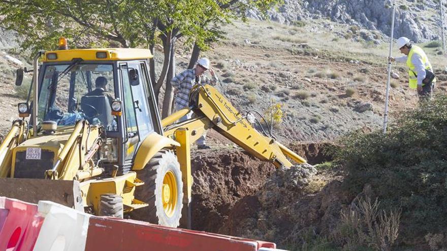 Ultiman un informe para pedir a la Junta la exhumación de la posible fosa de García Lorca