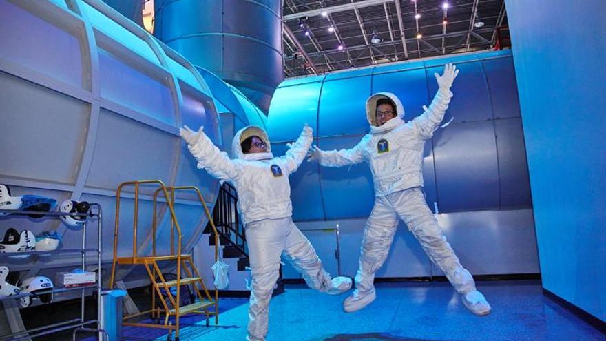Space Camp: ser astronauta es un juego de niños