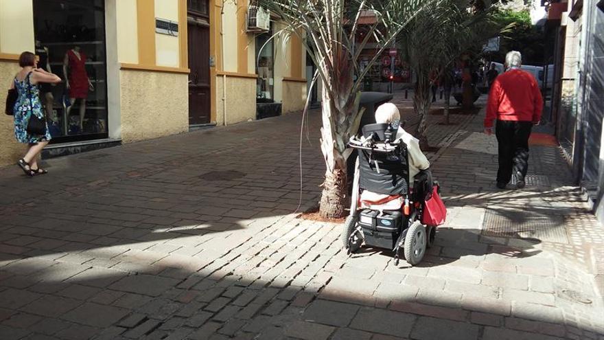 Santa Cruz suspende en accesibilidad