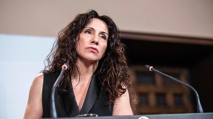 Rocío Ruiz, consejera andaluza de Igualdad.