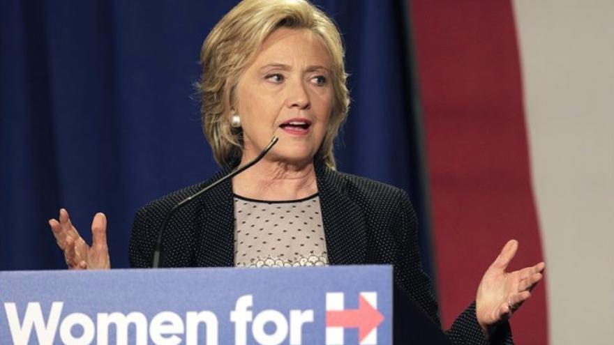 Hilary Clinton sólo obtuvo un 54% del voto femenino en las elecciones estadounidenses