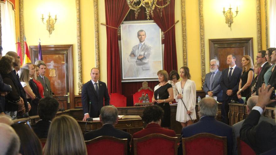 Alberto Rojo recupera para el PSOE la Alcaldía de Guadalajara tras 12 años de hegemonía del PP