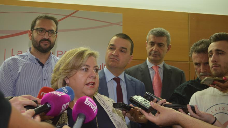 Clara Eugenia Aguilera en Toledo