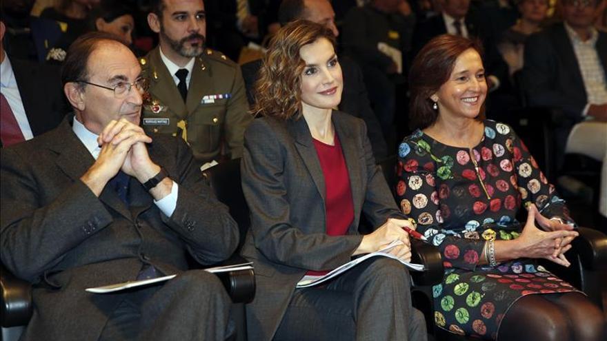 Doña Letizia advierte contra utilización política de la religión en el mundo