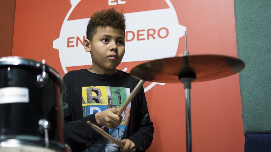 El Ensayadero es un proyecto de integración social a través de la música dirigido a niños y niñas en riesgo de exclusión. Ayuda en Acción