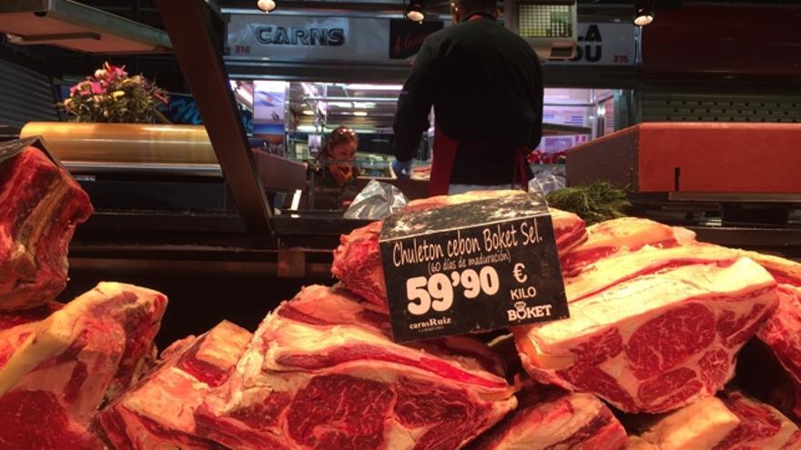 Todo lo que necesitas saber antes de pedir en el restaurante carne de larga maduración