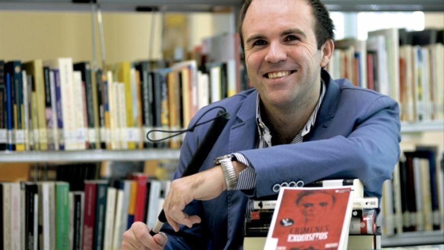 Sergio Vera, organizador de las Casas Ahorcadas