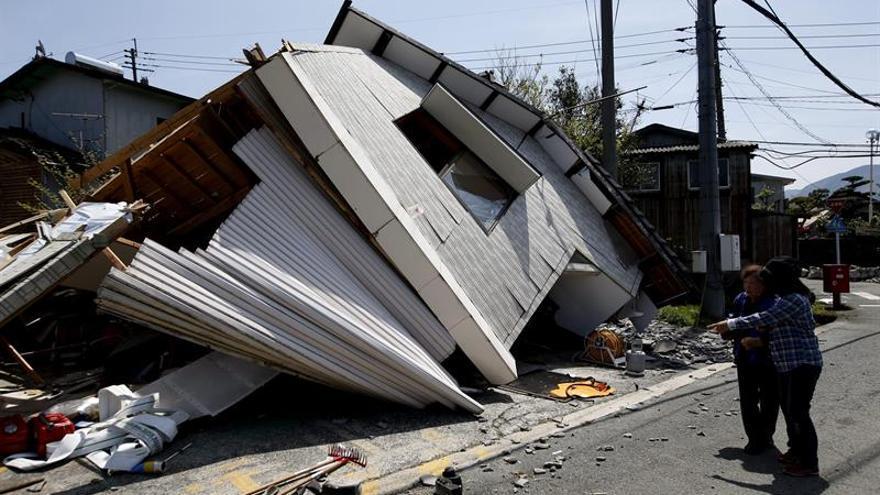 Un seísmo de 5,3 grados sacude el centro de Japón sin alerta de tsunami