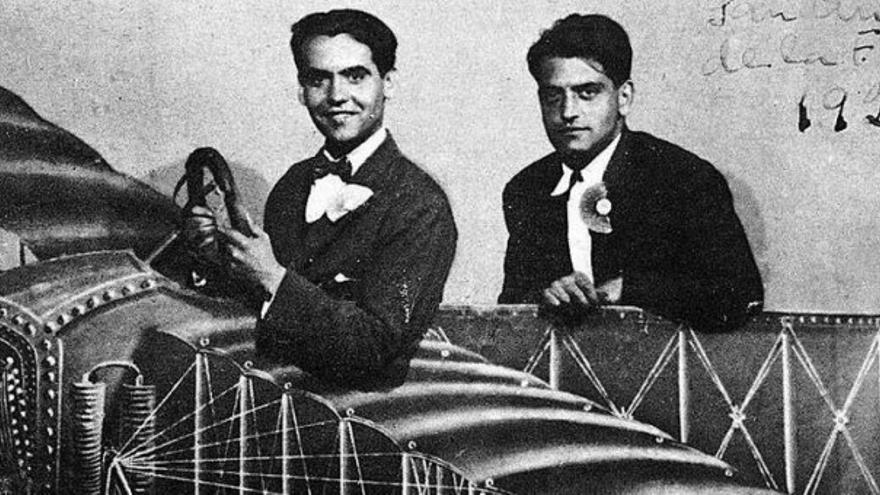Buñuel y Lorca