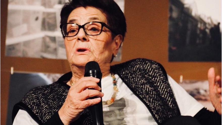 La hija de Enrique Horcajuelo, Enriqueta