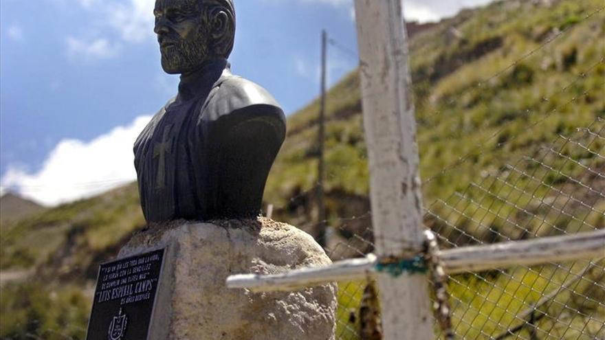 Pedirán al papa su apoyo a la beatificación de jesuita español asesinado en Bolivia