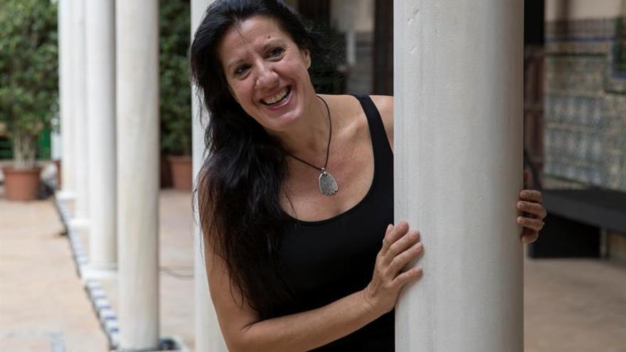 """María Pagés: """"Vivimos una época oscura y de crisis también humana"""""""