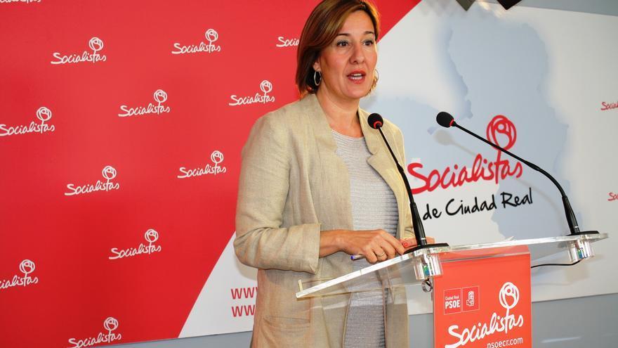 Blanca Fernández, vicesecretaria del PSOE de Ciudad Real