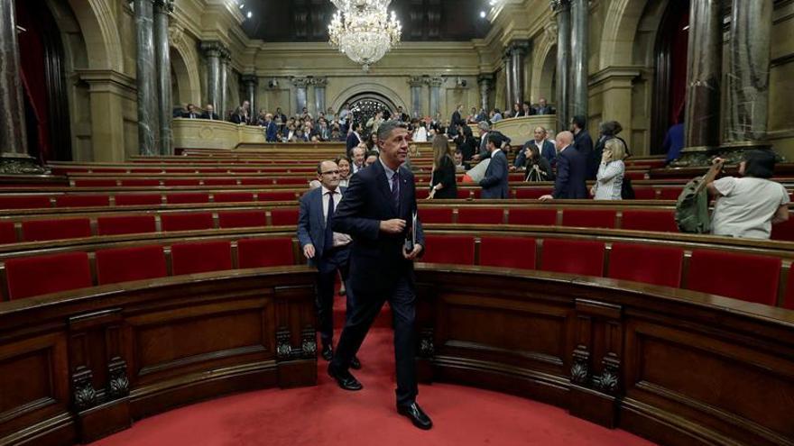 """Albiol: """"Si Puigdemont prepara su respuesta con ERC y la CUP habrá conflicto"""""""