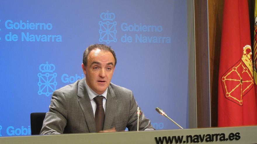 """José Javier Esparza """"respeta"""" el proceso para elección de candidato y afirma no tener """"ningún miedo"""""""