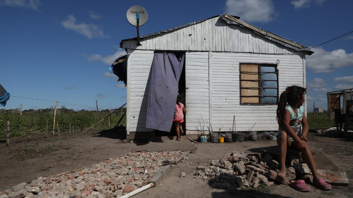 La pobreza de 0 a 15 años fue la que más aumentó entre el primer y el segundo semestre de 2020.