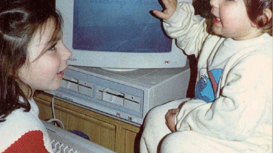 Los niños de los 80 se iniciaron en la informática con lecciones de programación