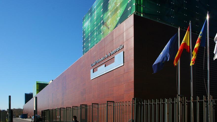 La Ciudad Politécnica de la Innovación en la Universitat Politècnica de València