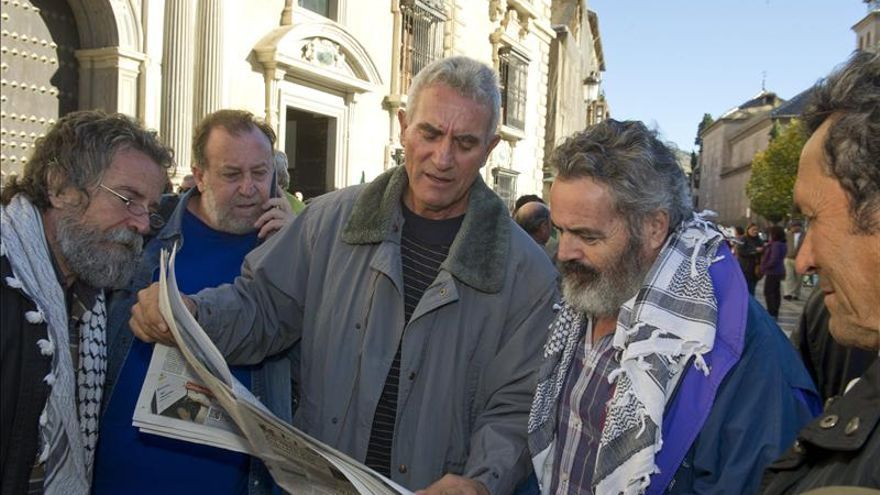 Siete meses de cárcel para Sánchez-Gordillo por ocupar una finca militar