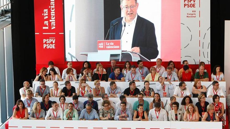 Puig: El valencianismo es inclusivo y España es una nación de naciones