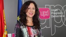 La candidata de UPyD a la Generalitat Valenciana, Alicia Andújar