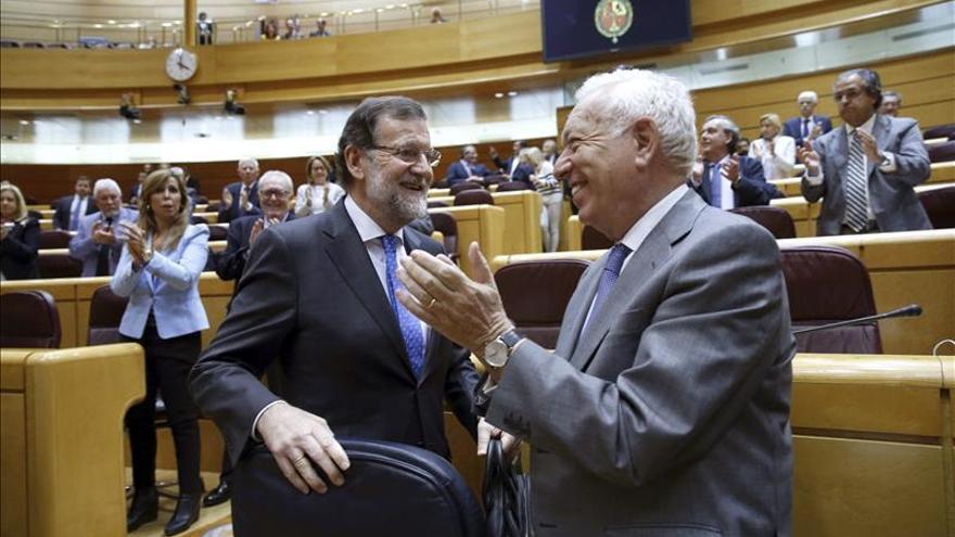 Margallo: España es el país que más esfuerzos ha hecho en controlar fronteras