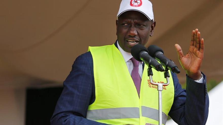 Hombres armados atacan la residencia del vicepresidente de Kenia