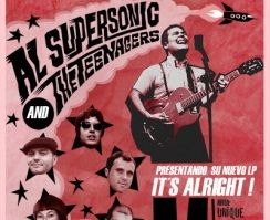 Al Supersonic and the Teenagers