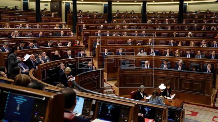 El Congreso rechaza sacar del Código Penal las injurias a la Corona