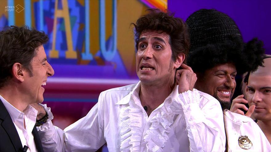 Mario Vaquerizo imitará un momento memorable del programa 'De tú a tú'