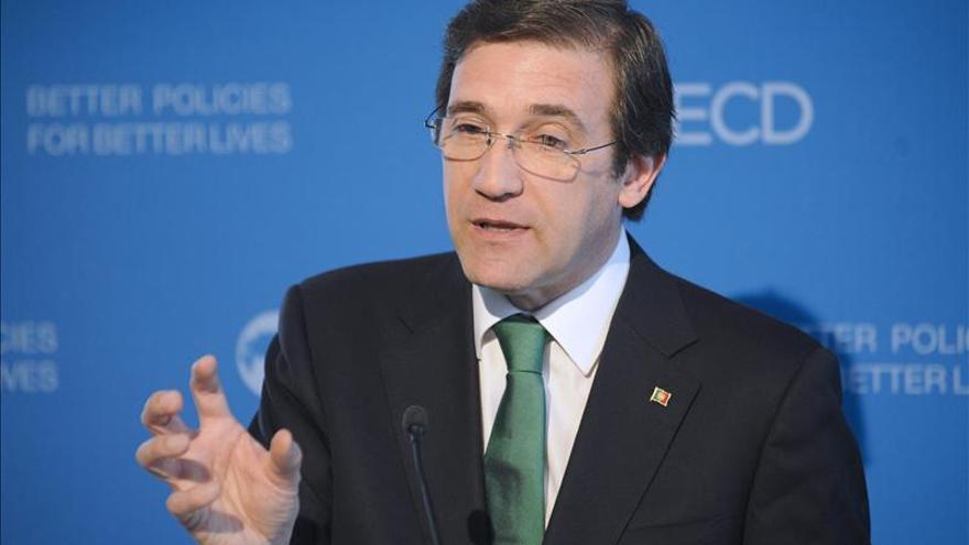 Portugal admite que puede necesitar que la troika suavice sus metas para 2014