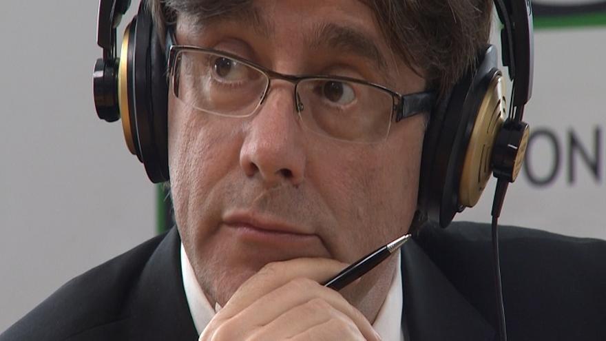 Ciudadanos pregunta al Gobierno si prevé tomar medidas para frenar la expansión de 'embajadas' catalanas
