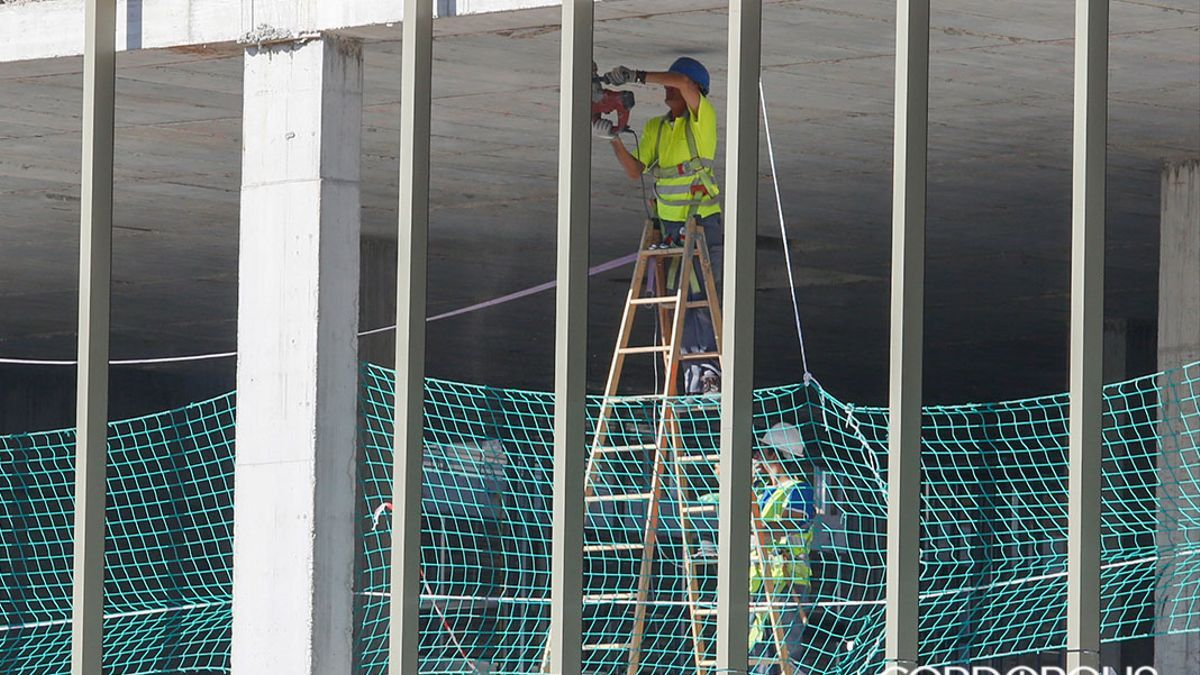 La obra pública creció un 2,2% en Córdoba en 2020 frente a la caída en Andalucía