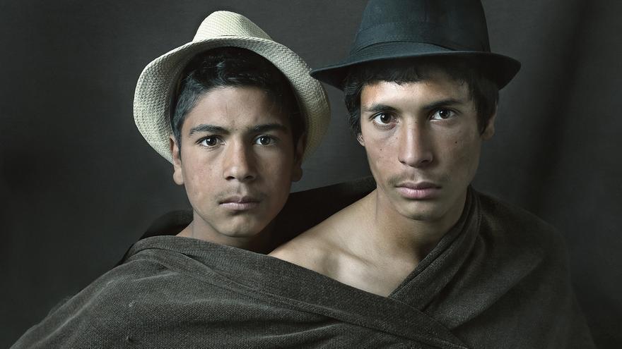 Lenadro y Antonio, 2014.