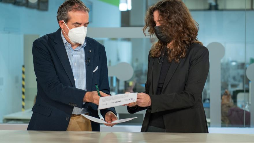 El Instituto Canario de Igualdad firma un protocolo con RTVC para mejorar el tratamiento de la información