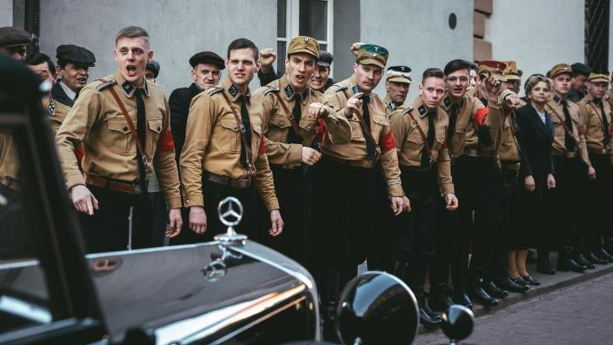 Movistar+ estrenará una serie documental sobre el ascenso de Hitler al poder