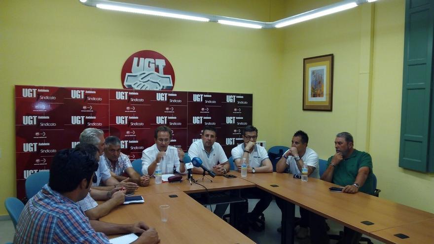 """UGT pide plasmar """"por escrito en estos días"""" los compromisos con Ybarra y sus trabajadores"""