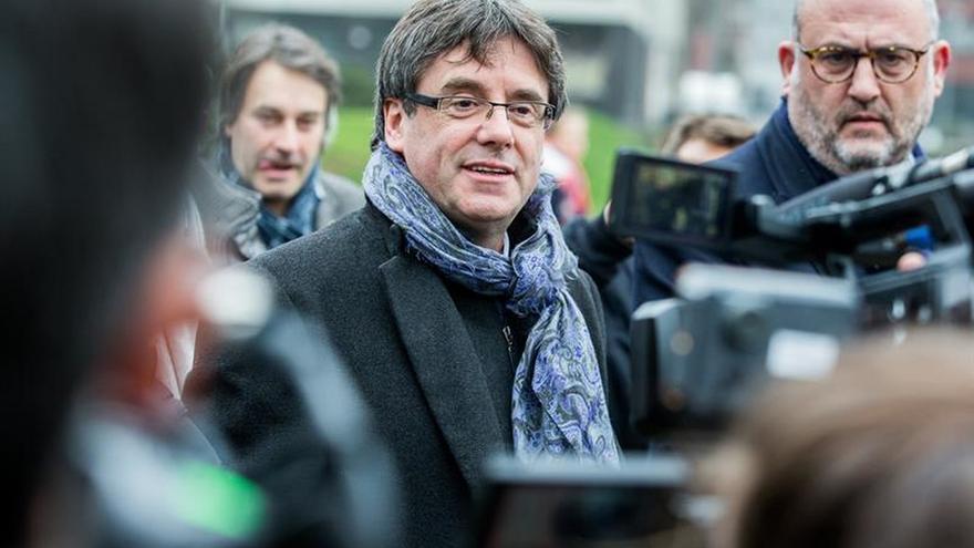 La candidatura de Puigdemont estará suspendida hasta su inhabilitación en marzo