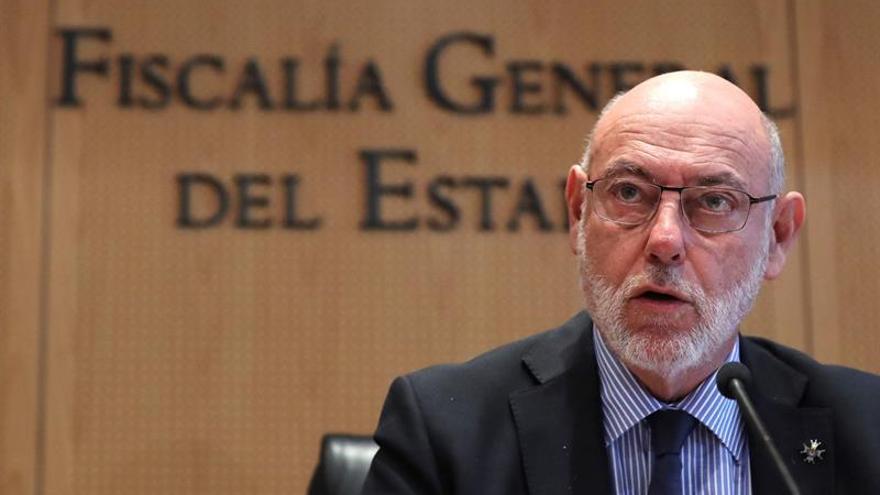 """Maza justifica la prisión a los exconsellers y resalta la """"paciencia"""" del Estado Derecho"""