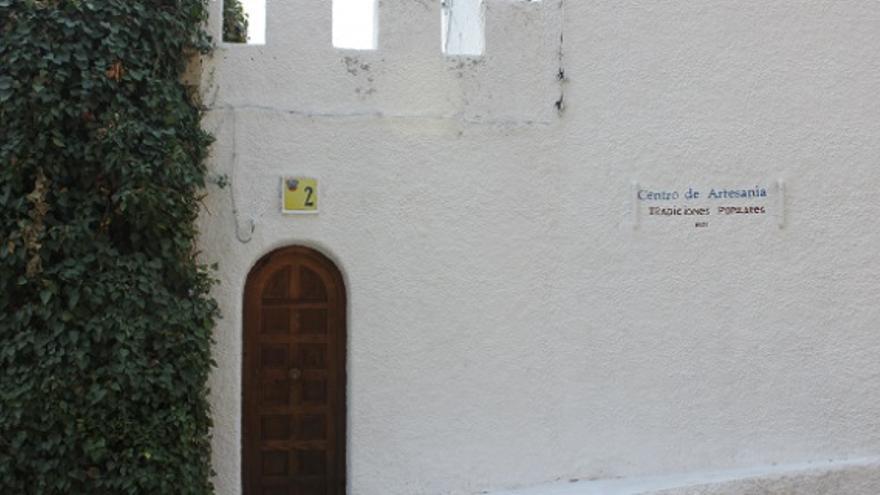 Centro de artesanía de Yeste, Albacete