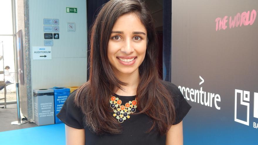 Neha recibió la Gates Cambridge Scholarship, una beca de la Fundación Bill y Melinda Gates