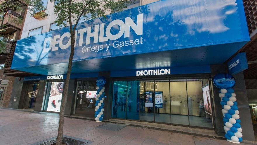 Decathlon abre su primera tienda de gran formato en la 'milla de oro' de Madrid