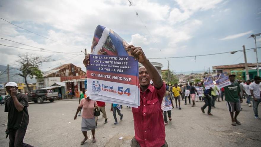 Haití se alista para las cruciales elecciones generales del 9 de octubre