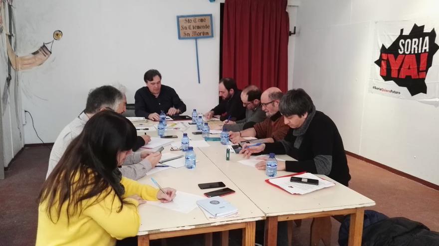Reunión conjunta de las plataformas el 26 de enero en Soria