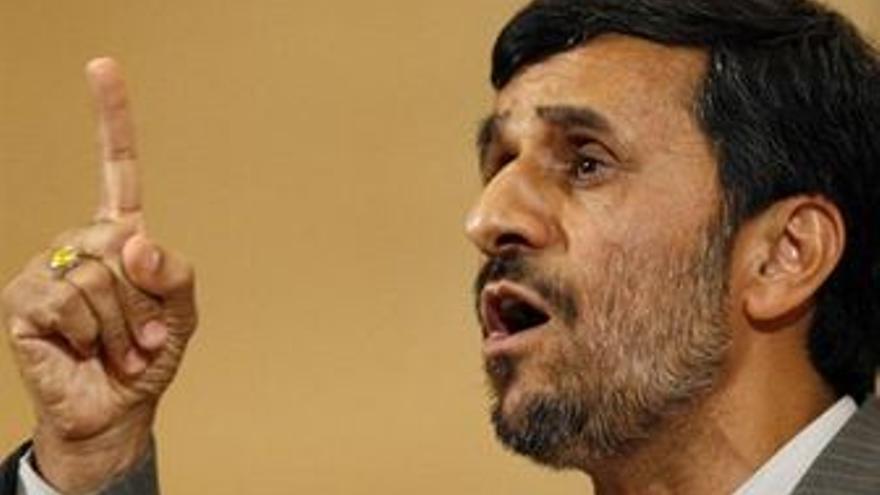 Mahmud Ahmadinejad. (EUROPA PRESS)