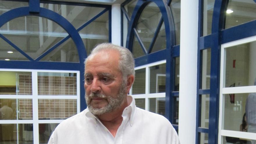 Julio Anguita, ex coordinador general de Izquierda Unida. / Europa Press