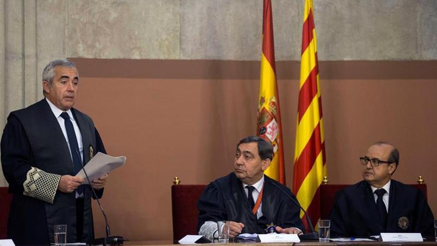 El nuevo fiscal de Cataluña sostiene que la Constitución no es sólo un límite