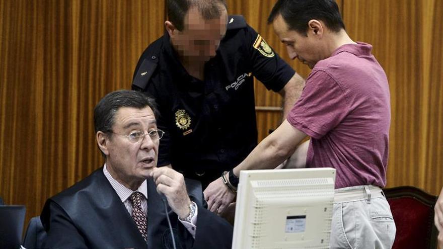 José Bretón será trasladado de la cárcel de Jaén a Herrera (Ciudad Real)