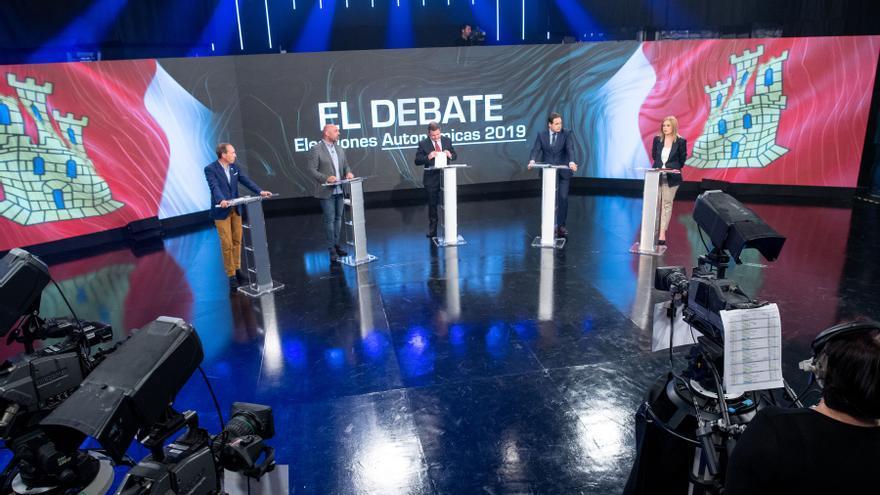 """La candidata de Ciudadanos dice que, si tienen suma de votos, van a promover """"el cambio"""" en Castilla-La Mancha"""