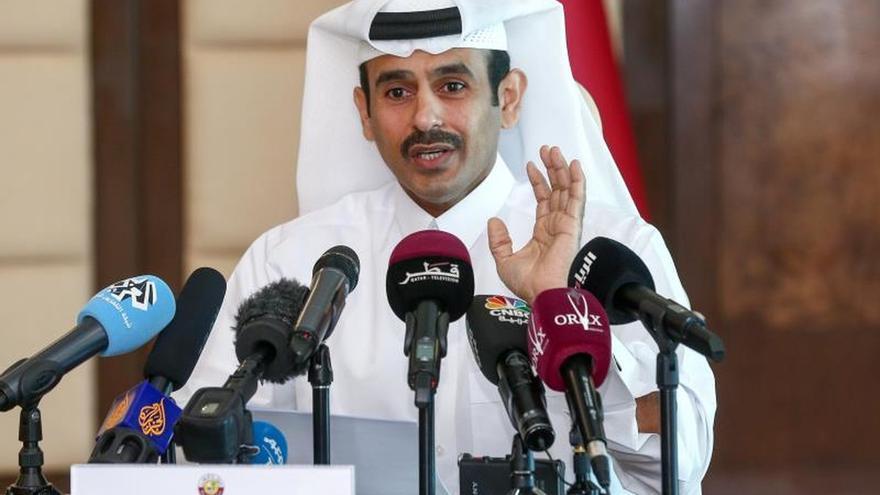 El ministro catarí se reúne con el estadounidense tras su anunciada salida de la OPEP